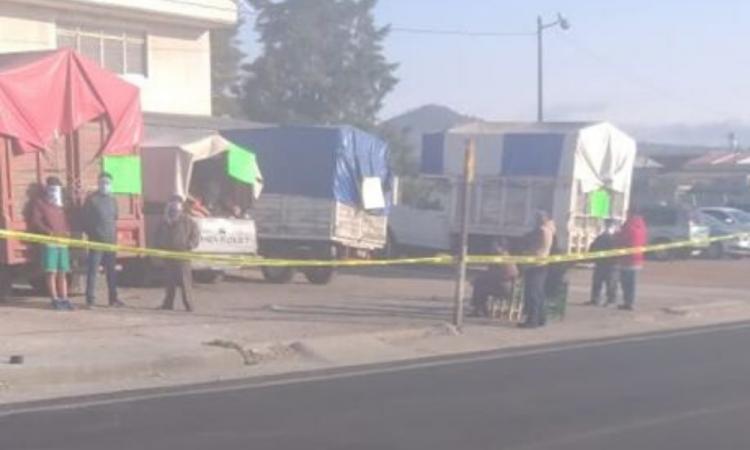 Alfareros piden regrese el tianguis de Texmelucan