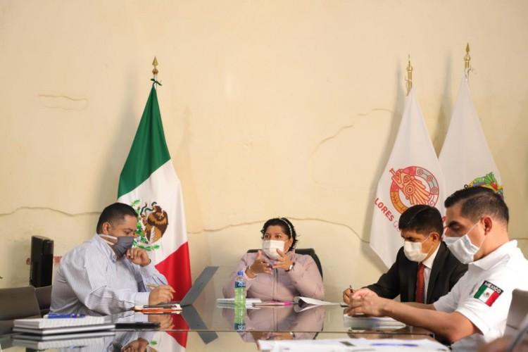 Establece San Andrés Cholula primeras acciones de reactivación económica y laboral