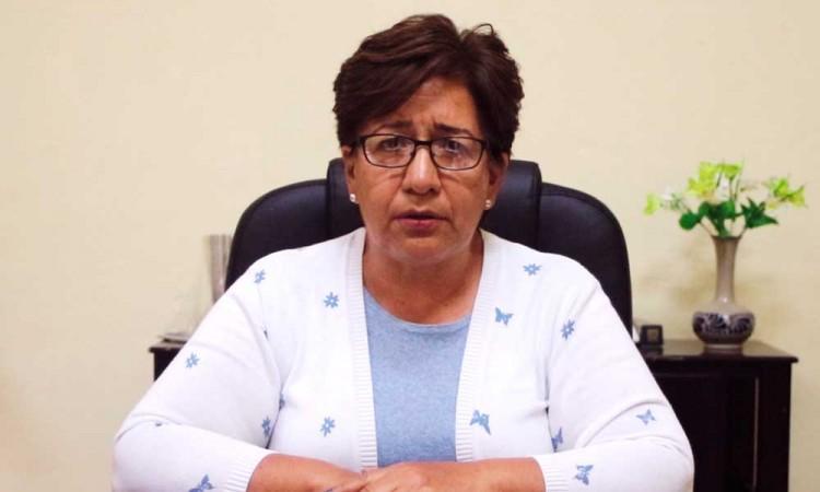 Exige alcaldesa apoyo al gobierno federal y estatal