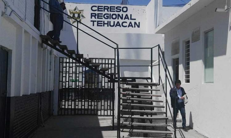 Tehuacán envía a otros 7 reos al Penal Covid