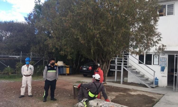 Denuncian malos olores por residuos peligrosos en Cuautinchán