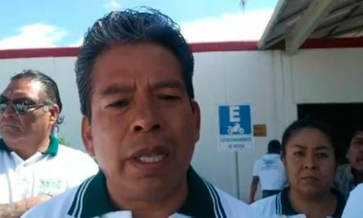 Denuncian transportistas robos y corrupción en región de Texmelucan