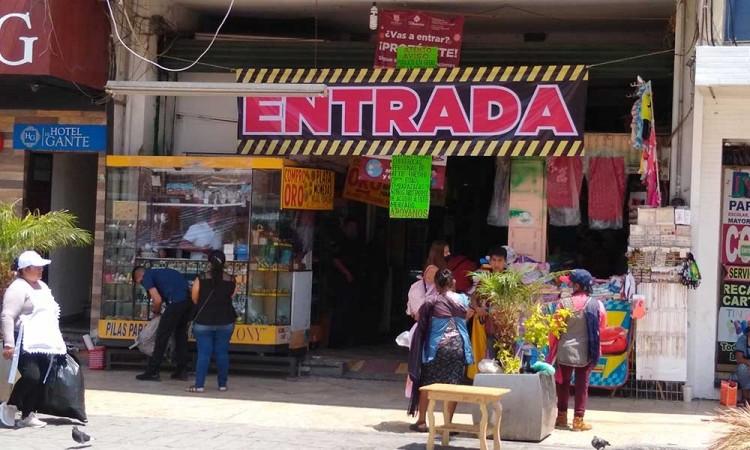 Por 5 días, cerrarán mercado 16 de Marzo en Tehuacán