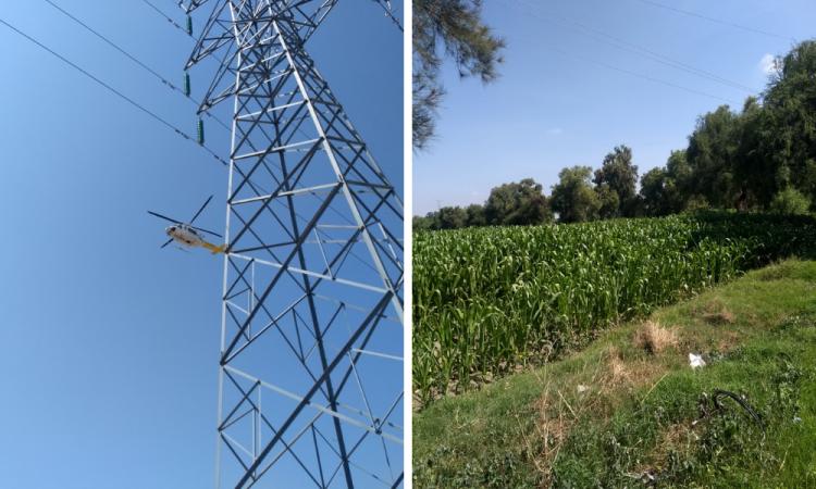 Campesinos denuncian implementación de químicos para evitar lluvias en cultivos
