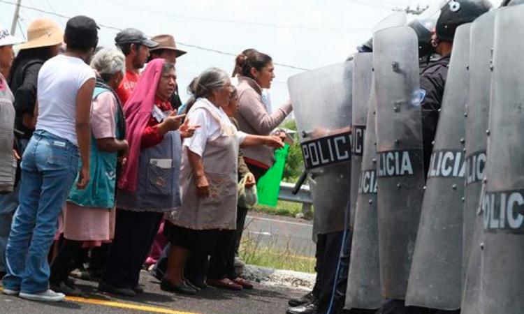 Conmemorarán seis años de la represión Chalchihuapan