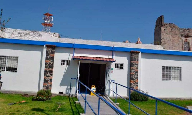 Habilitan hospital exclusivo para funcionarios de Atlixco
