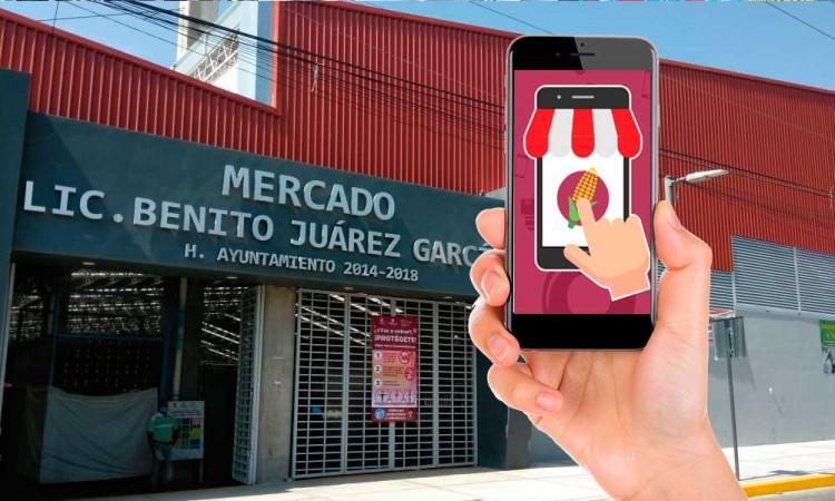 Tehuacán desarrolla su propio Rappi de mercados y locales