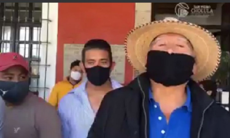 Piden apertura de Baños Públicos en San Pedro Cholula