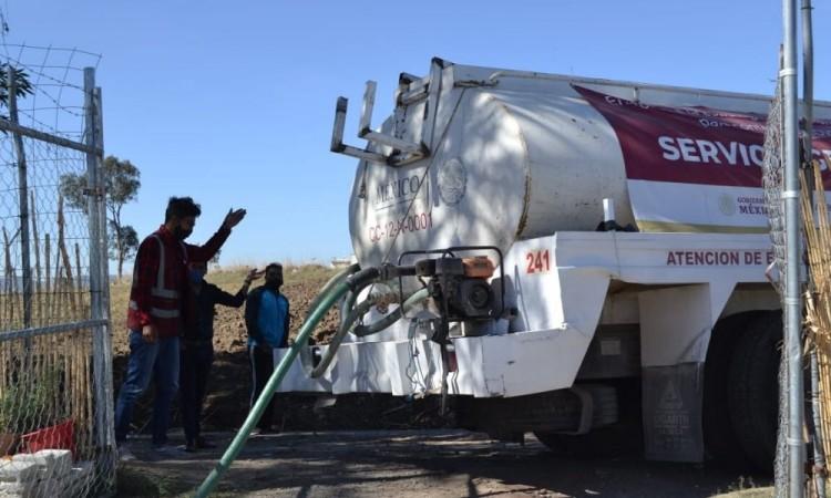 Brinda seguridad hídrica en San Andrés