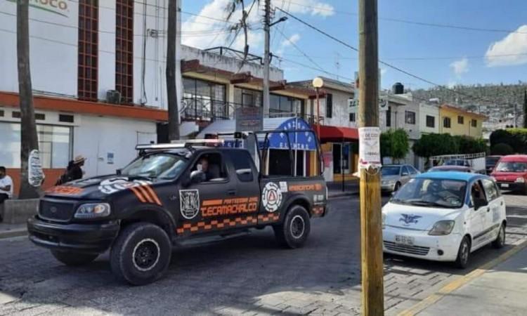 Suma 33 casos de coronavirus el municipio de Tecamachalco