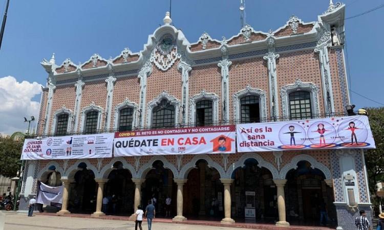 Acusan a secretario general de Tehuacán por alterar documentos