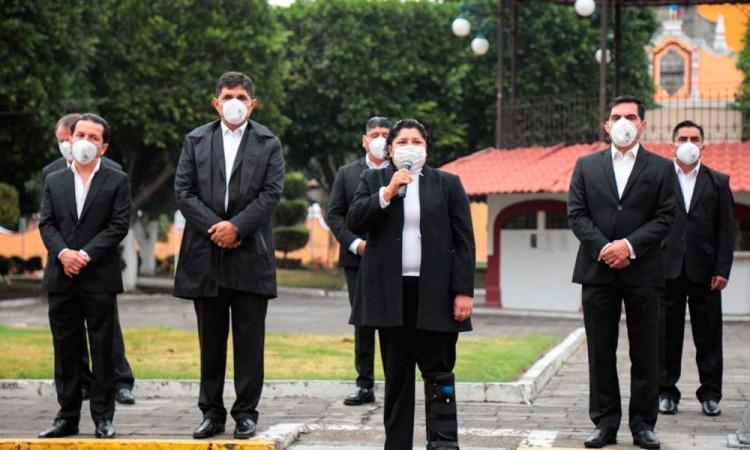 Exhorta San Andrés reforzar medidas sanitarias de prevención