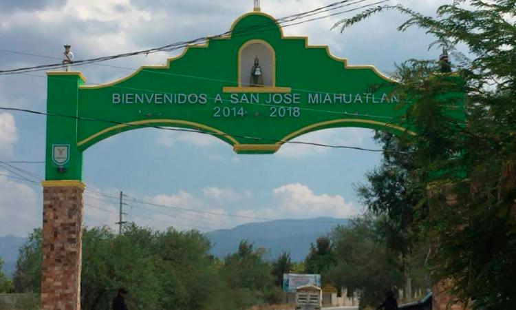 Juez sancionará a quien no utilice cubrebocas en San José Miahuatlán