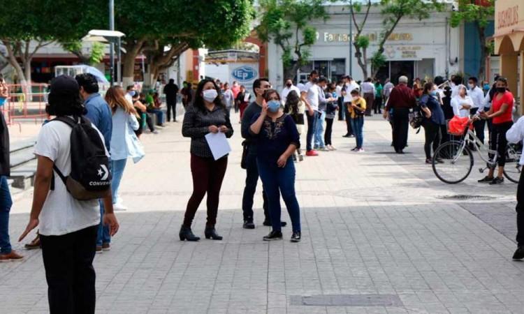 Saldo blanco se reporta en Tehuacán tras el sismo