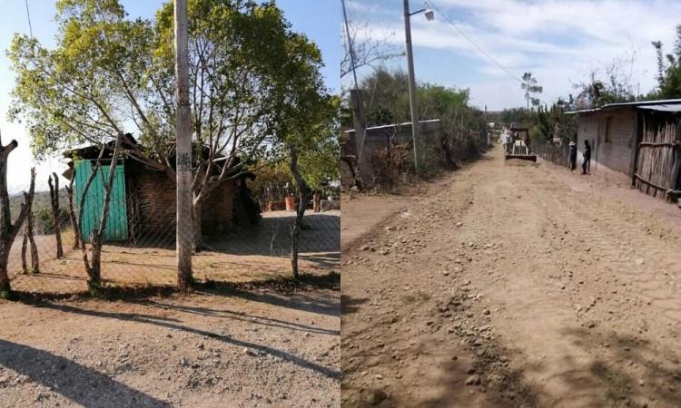 San José Chapultepec, en el olvido ante contingencia de Covid-19