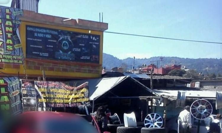 Balean a hombre en Huauchinango; demoran tres horas en atenderlo