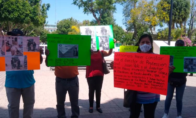 Buscan familiares a joven de 15 años desaparecido en Tehuacán