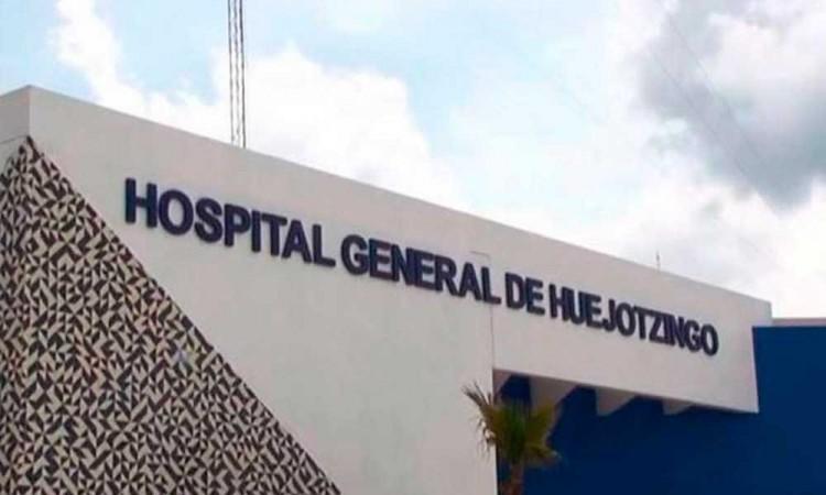 Hospital General de Huejotzingo, a punto del colapso