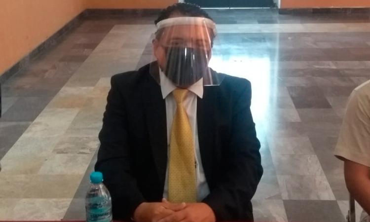 Presidente municipal suplente de Tehuacán