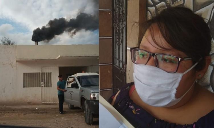 Piden clausura y reubicación de crematorio en Tehuacán