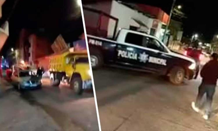Desalojan sin aviso a 38 comerciantes del Mercado Guadalupe en Chignahuapan