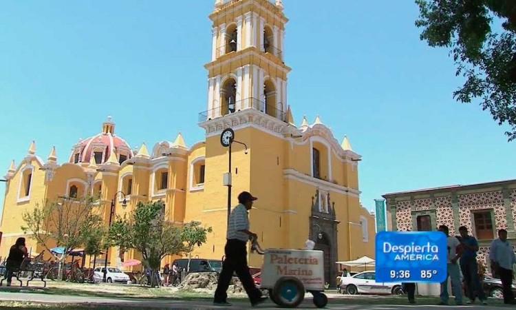 Puertas de iglesias en Cholula seguirán cerradas por Coronavirus