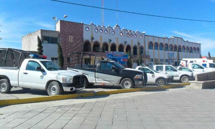 Recortan 40% salarios de trabajadores del Ayuntamiento de Nopalucan