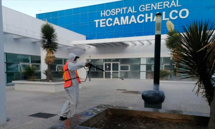 Muere pequeña de 5 años por Coronavirus en Tecamachalco