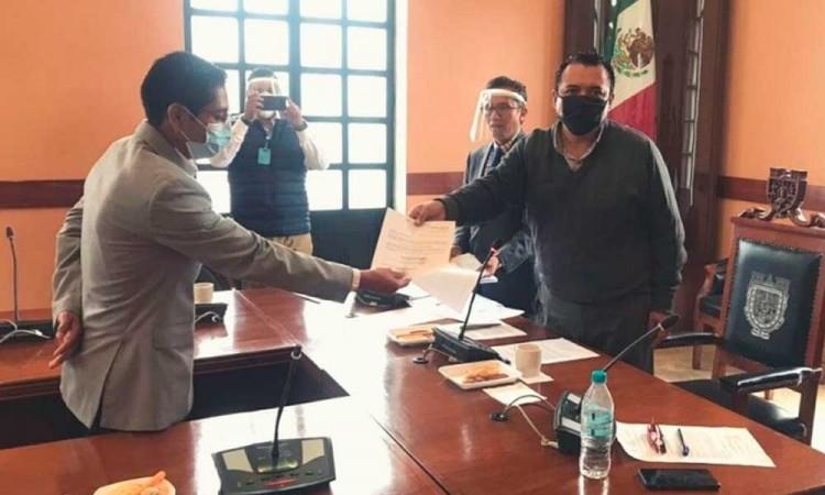 Alcalde de Tehuacán piden no discriminar su administración al trabajar con Covid-19