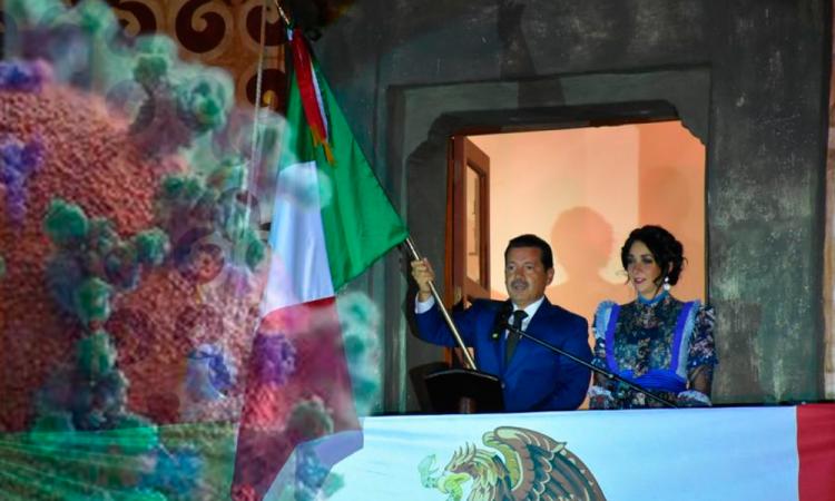 No habrá festejos Patrios en San Pedro Cholula por COVID-19