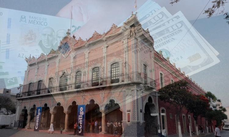 Reducen remesas para Tehuacán en 3.2 millones de dólares en segundo trimestre del año