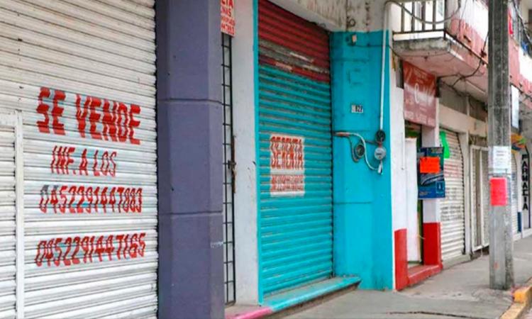 Más de 300 negocios cierran por COVID-19 en San Andrés Cholula