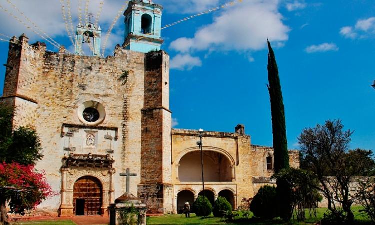 Convocan a manifestarse por rehabilitación olvidada en Ex Convento de Huaquechula.