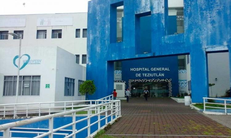 Se contagia director de Hospital Covid en Teziutlán