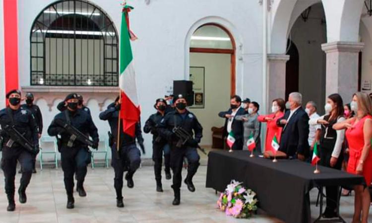 Por contingencia, ceremonia del Grito en Teziutlán será privada