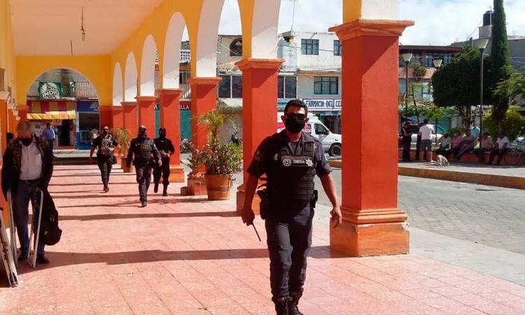 Despiden a Policías de Altepexi tras detener al sobrino de regidor de Gobernación