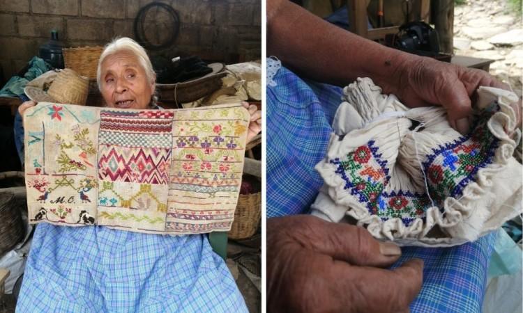 La Magdalena ha conservado el uso de la lengua náhuatl.