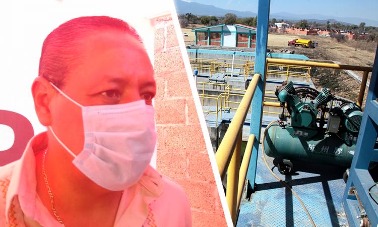 Busca Oosapat financiamiento para ejecutar planta de tratamiento