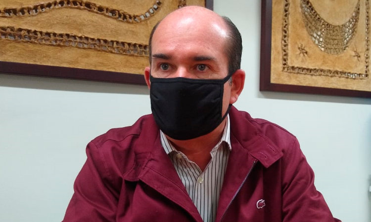 Diputado local por el distrito 24 en Tehuacán, Fernando Sánchez Sasia