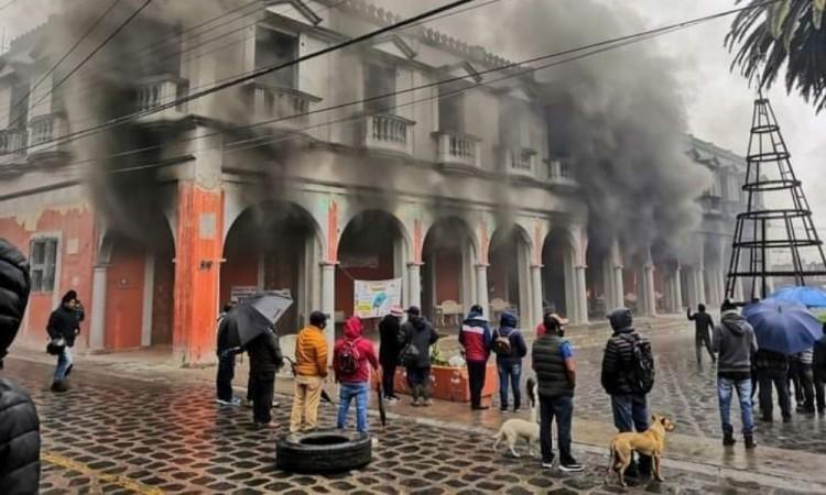 Teziutlán es ajeno al conflicto entre los pobladores de Chignautla y su Cabildo.