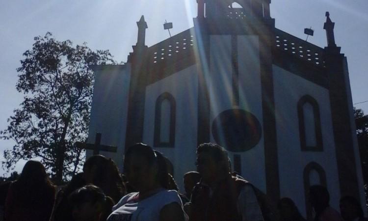 Cancelan peregrinación al cerro de Texexaca