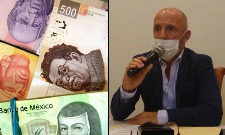El empresario de Tehuacán, Juan Nicolás Parés se deslindó del caso.