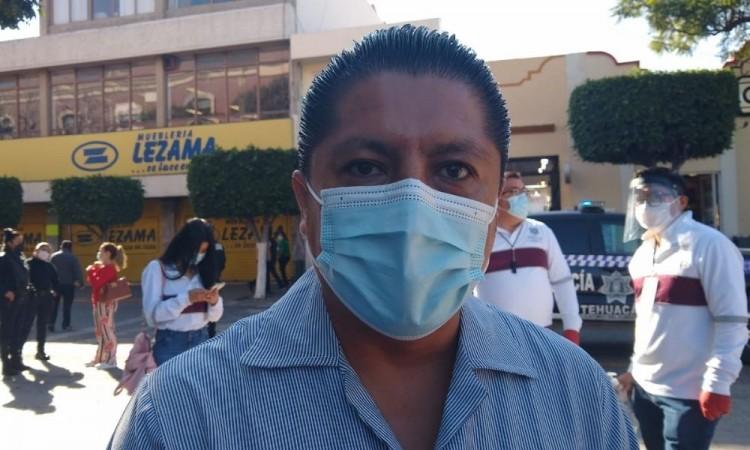 El director de Salud Municipal exhortó a la ciudadanía a cuidarse.