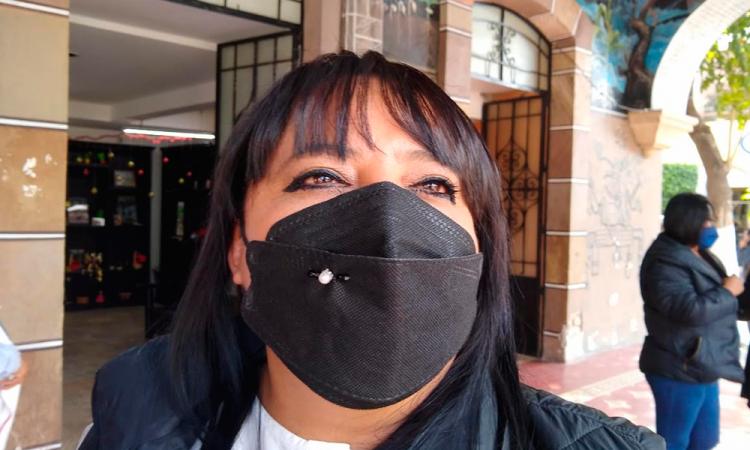 Regidora de Hacienda, Laura Castuera Arroyo