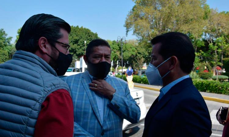 Van 183 contagios y 4 defunciones en Ayuntamiento de San Pedro Cholula
