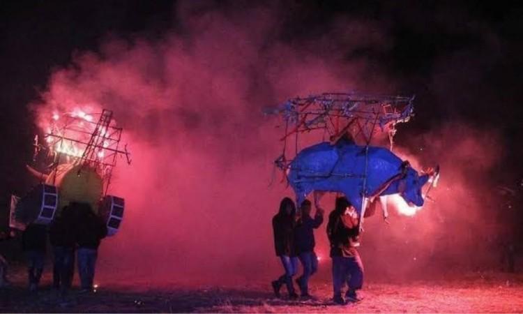 Protección Civil de San Pedro Cholula ha cancelado varías fiestas.