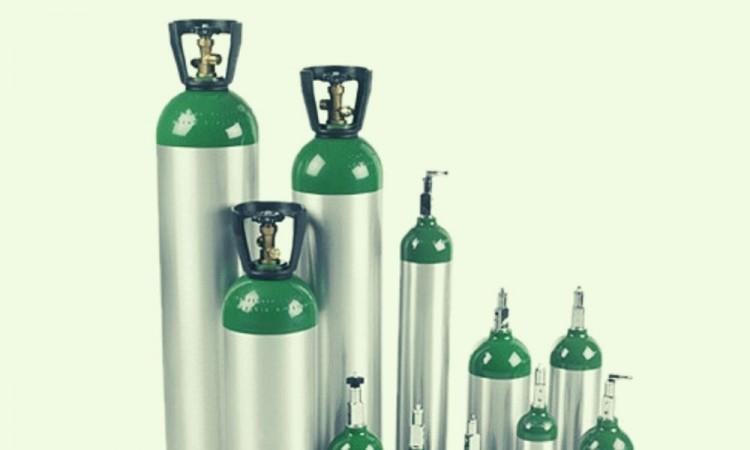 Un tanque de oxígeno para un paciente puede durar hasta 15 días.