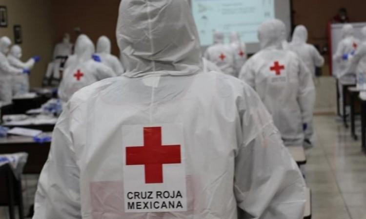 Bomberos y Protección Civil no estuvieron contemplados en la primera etapa de vacunación.