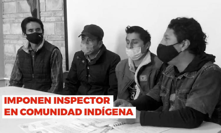 Violan derechos humanos de comunidad indígena en Coyomeapan