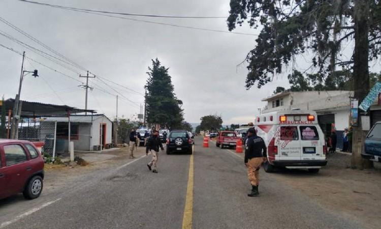 Tras pelea familiares matan a balazos a su primo en Tlahuapan